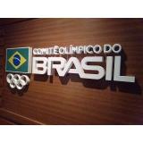 letras caixas em pvc Entorno de Brasília